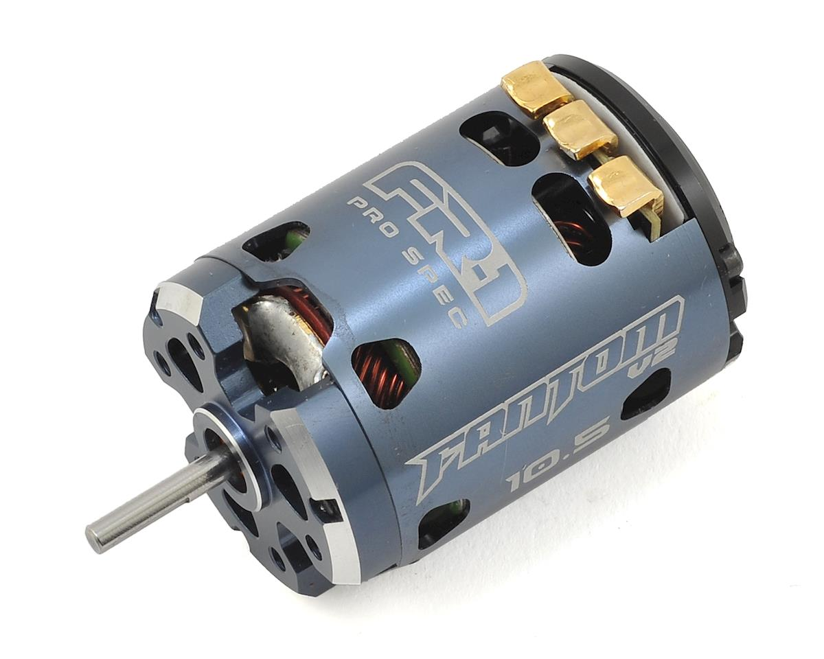 Fantom Racing FR-1 V2 Team Works Spec Brushless Motor (10.5T)
