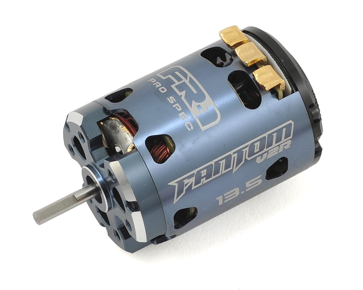 Fantom Racing FR-1 V2R Team Works Spec Brushless Motor (13.5T)