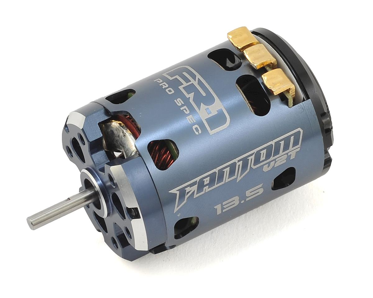Fantom Racing FR-1 V2T Team Works Spec Brushless Motor (13.5T)