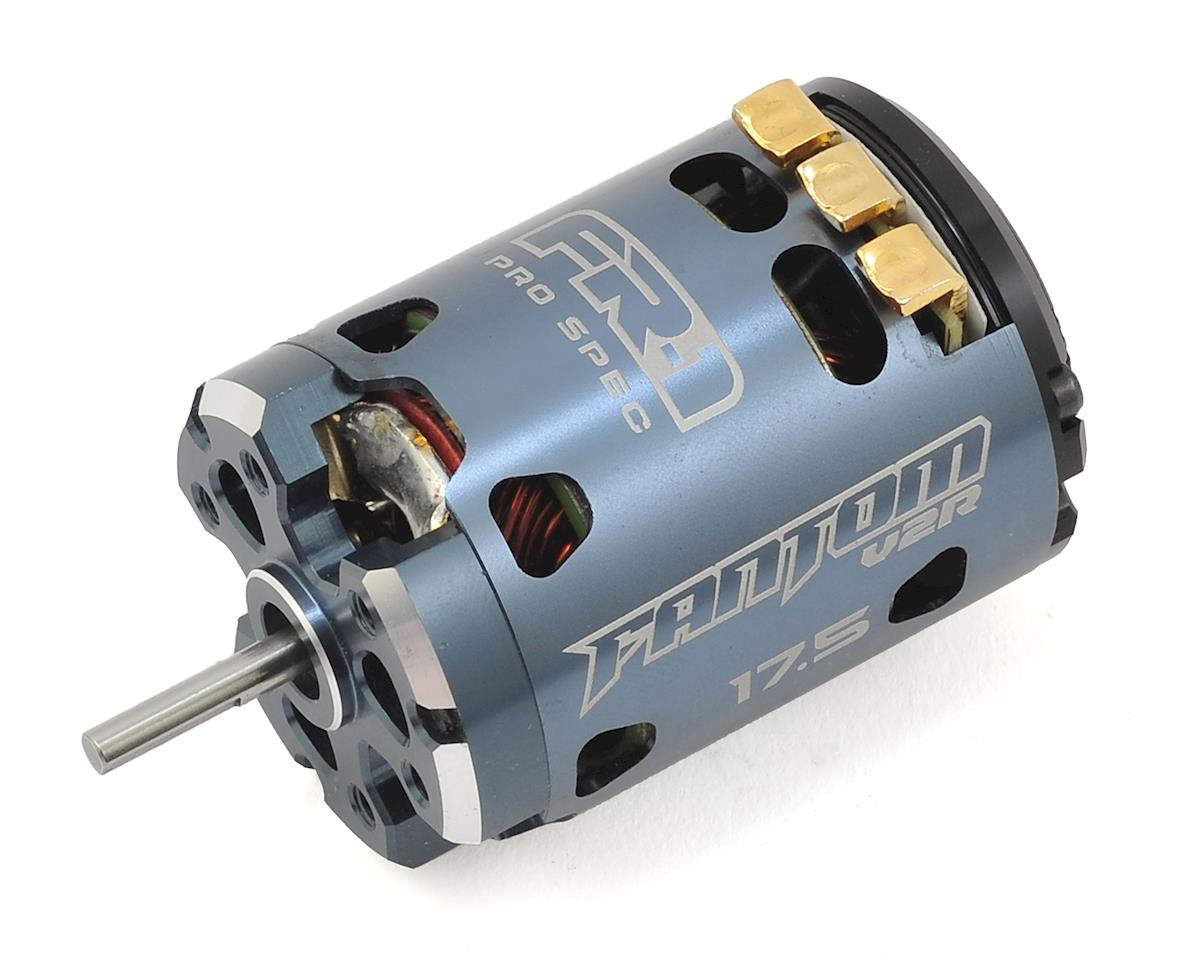 Fantom Racing FR-1 V2R Spec Brushless Motor (17.5T)
