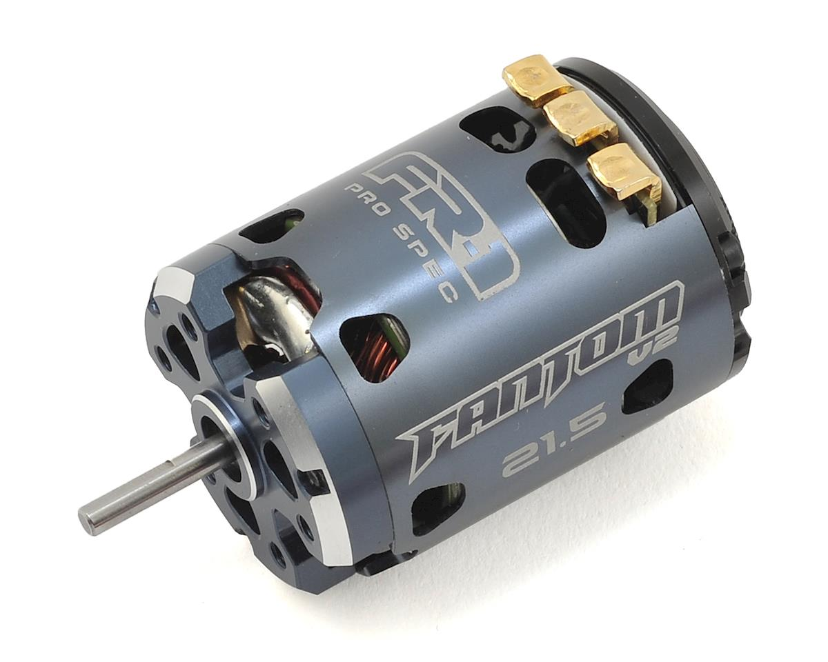 Fantom Racing FR-1 V2 Spec Brushless Motor (21.5T)