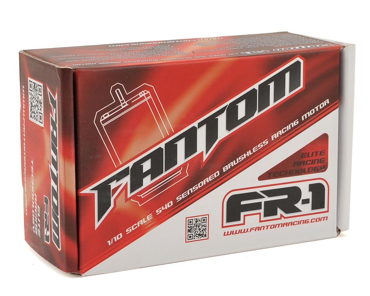 Fantom Racing FR-1 V2 Team Works Spec Brushless Motor (21.5T)