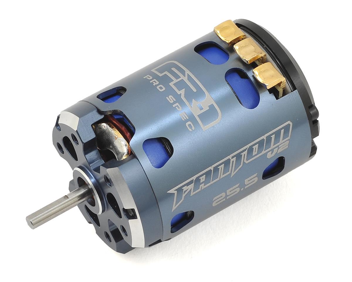 Fantom FR-1 V2 Team Works Spec Brushless Motor (25.5T)