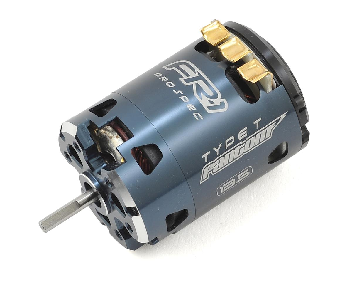 Fantom Racing FR-1 Type T Spec Brushless Motor (13.5T)