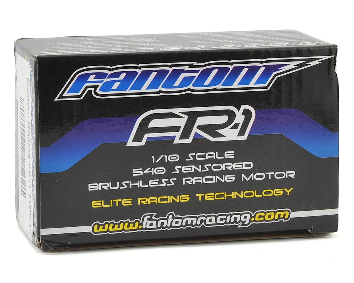FR-1 Type T Spec Brushless Motor (17.5T) by Fantom