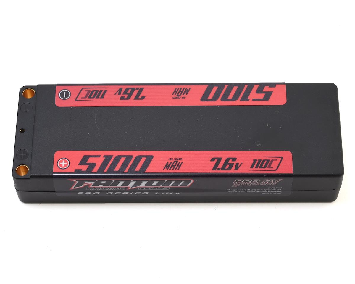 Fantom Pro Series HV 2S LiPo 100C Battery (7.6V/5100mAh)