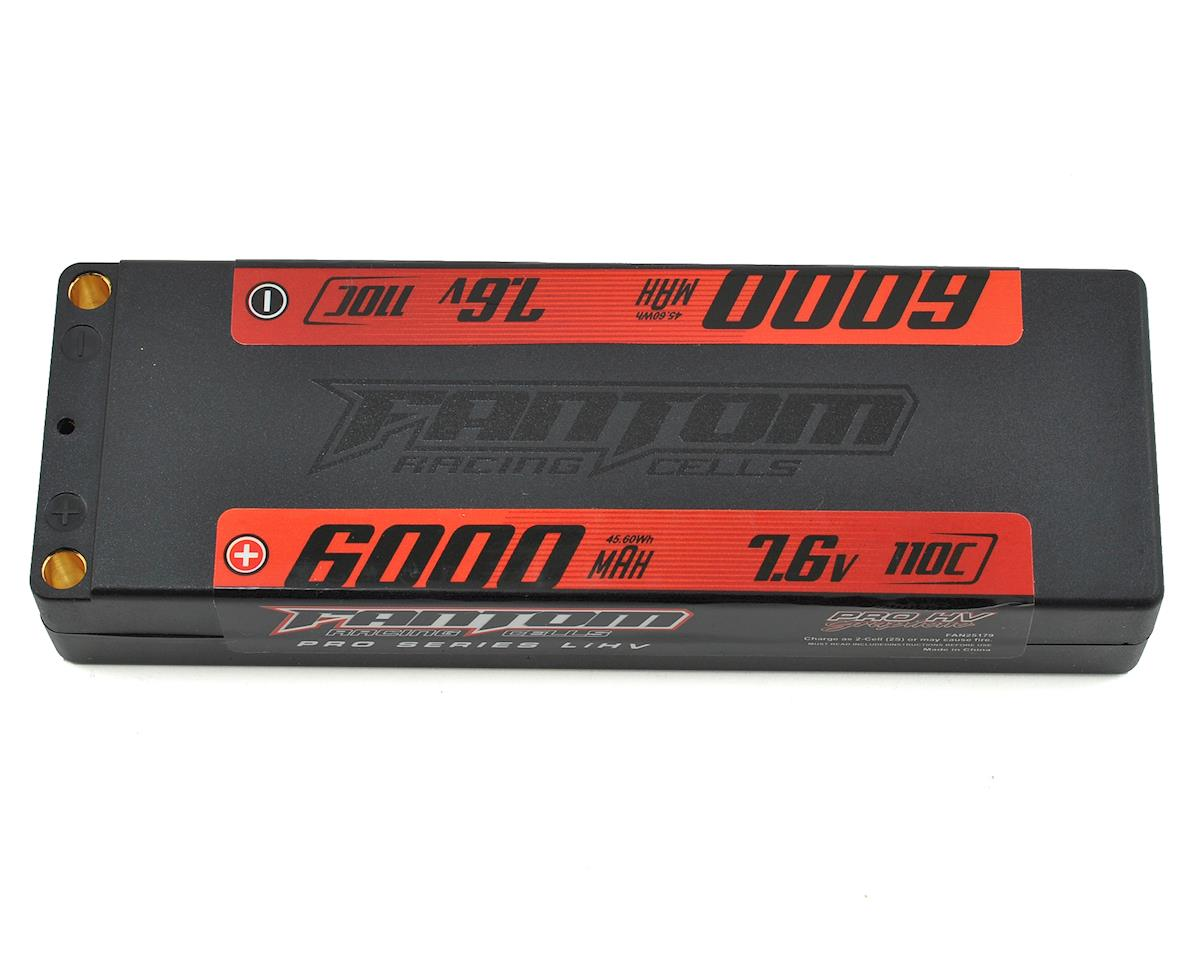 Pro Series HV 2S LiPo 110-160C Battery (7.6V/6000mAh)