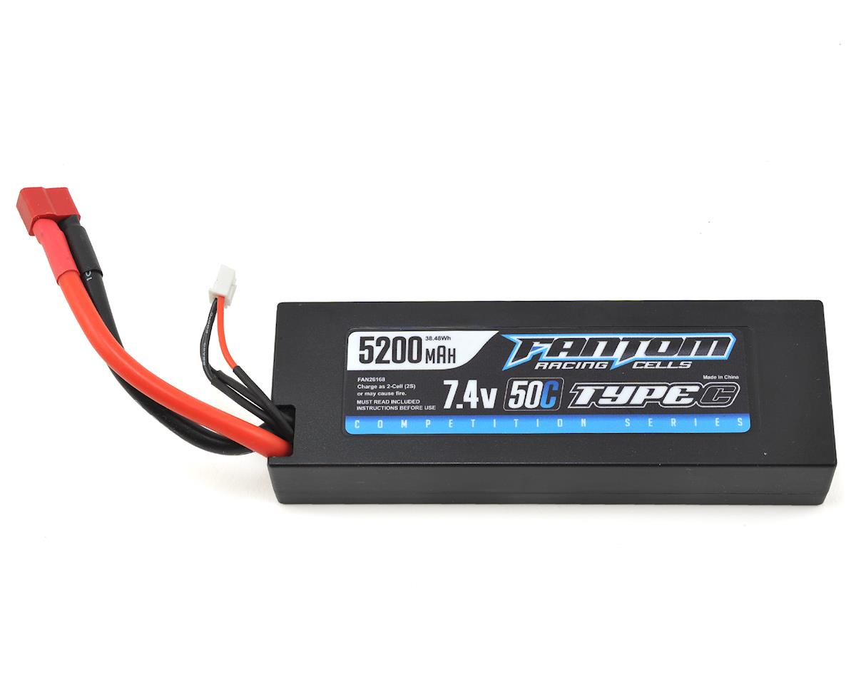 Fantom Competition Series Mudboss 2S LiPo 50C Battery (7.4V/5200mAh)