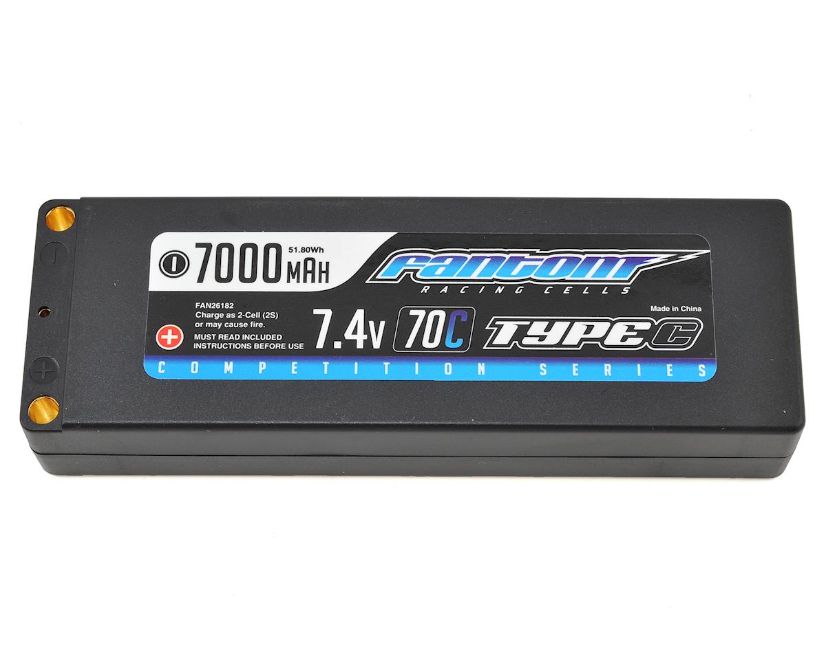 Fantom Racing Competition Series 2S LiPo 70C Battery (7.4V/7000mAh)