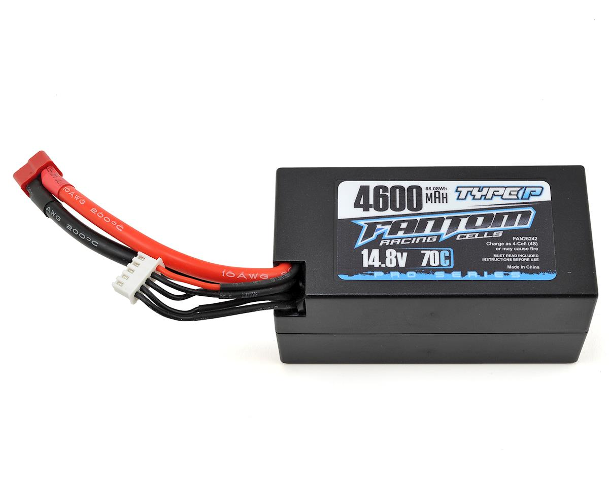 Fantom Racing Pro Series Shorty 4S LiPo 70C Battery (14.8V/4600mAh)