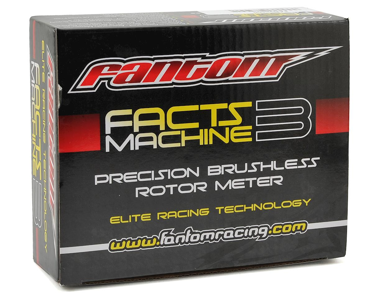 Facts Machine 3 Rotor Tester by Fantom