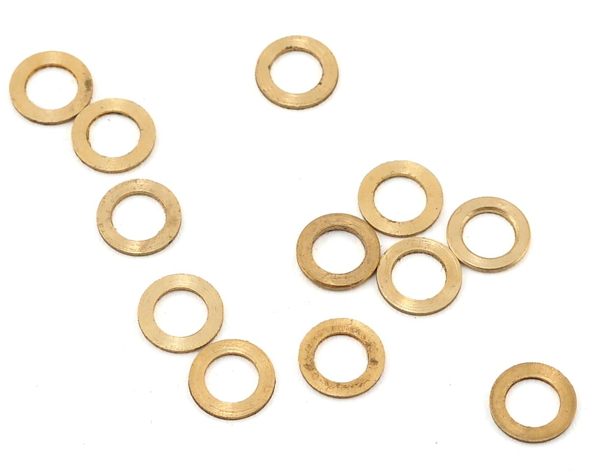 Fantom Racing .012 Brass Motor Spacers (12)
