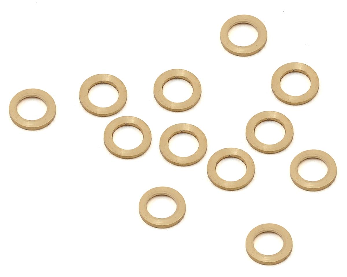 Fantom .020 Brass Motor Spacers (12)