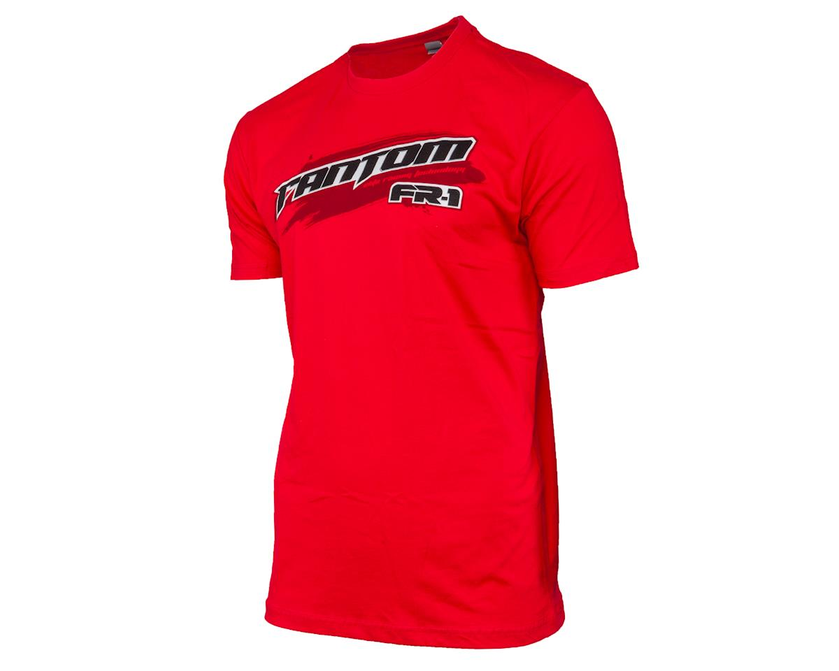 Fantom Racing Team Red T-Shirt (2XL)