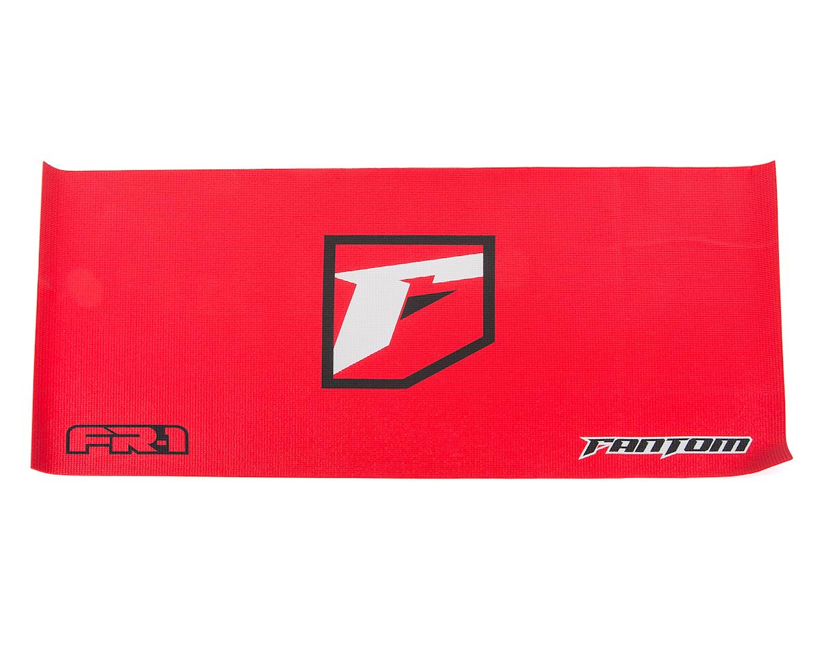"Fantom Racing 24"" x 48"" Team Pit Mat (Red) (61x122cm)"