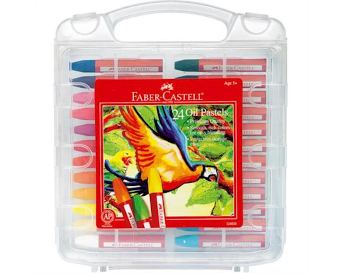 Faber-Castell 24 Count Oil Pastels