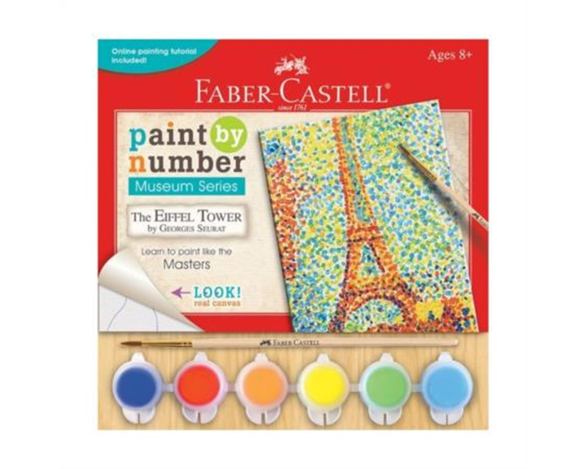 Faber-Castell Pbn Museum The Eiffel Tower