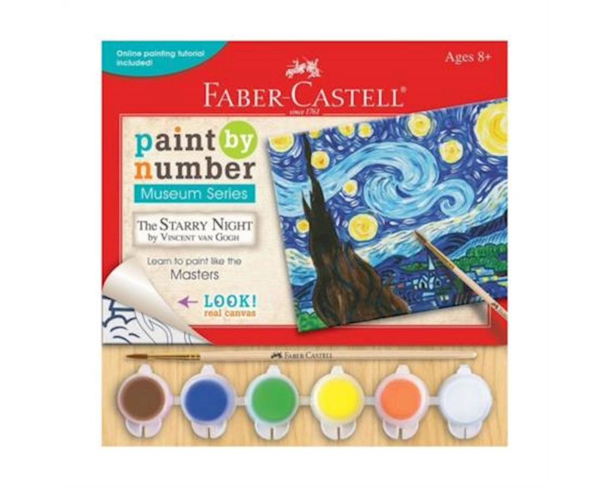 Faber-Castell Pbn Museum Starry Night