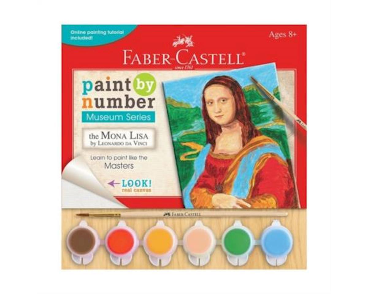 Faber-Castell Pbn Museum Mona Lisa