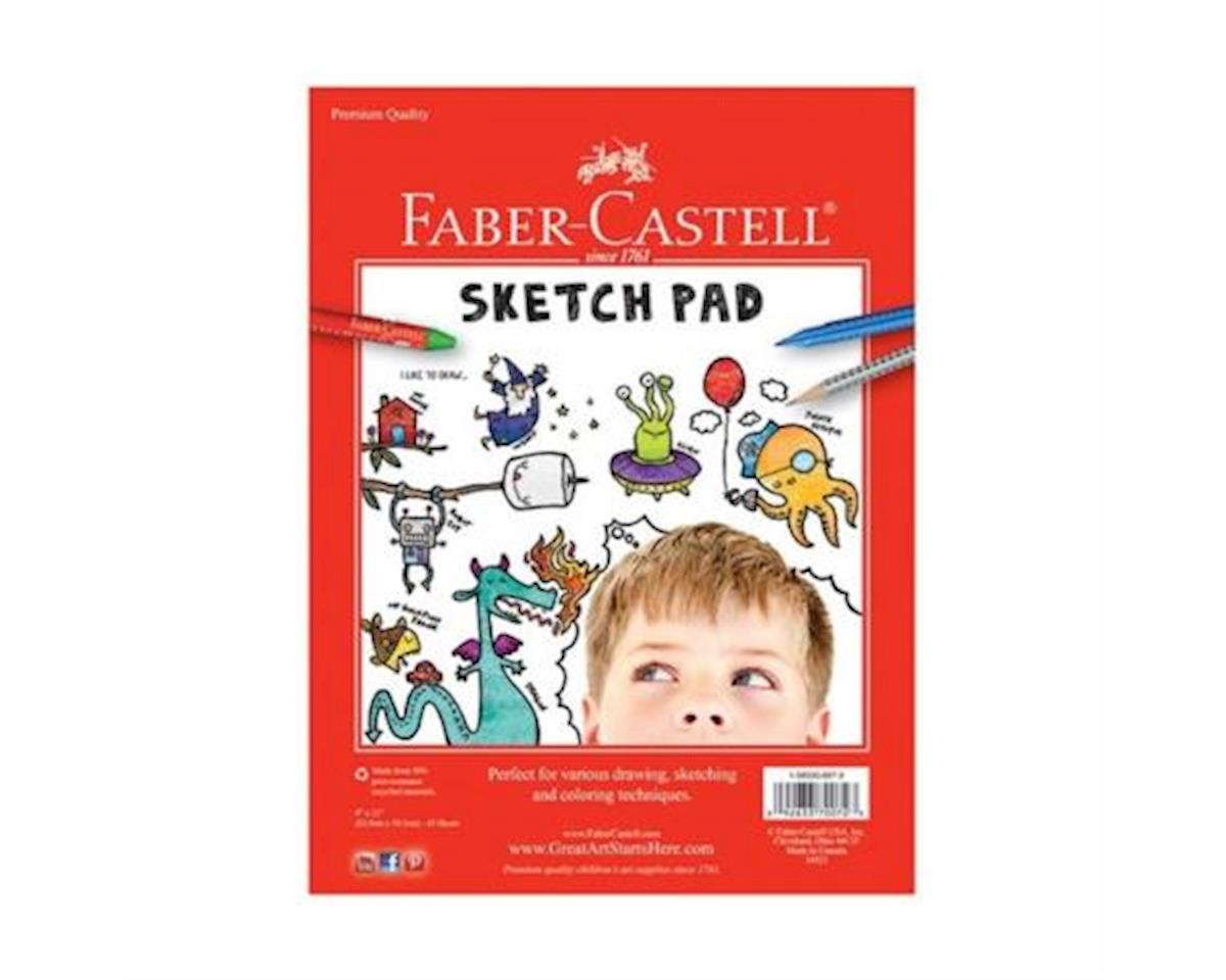 Faber-Castell Sketch Pad 9 X 12
