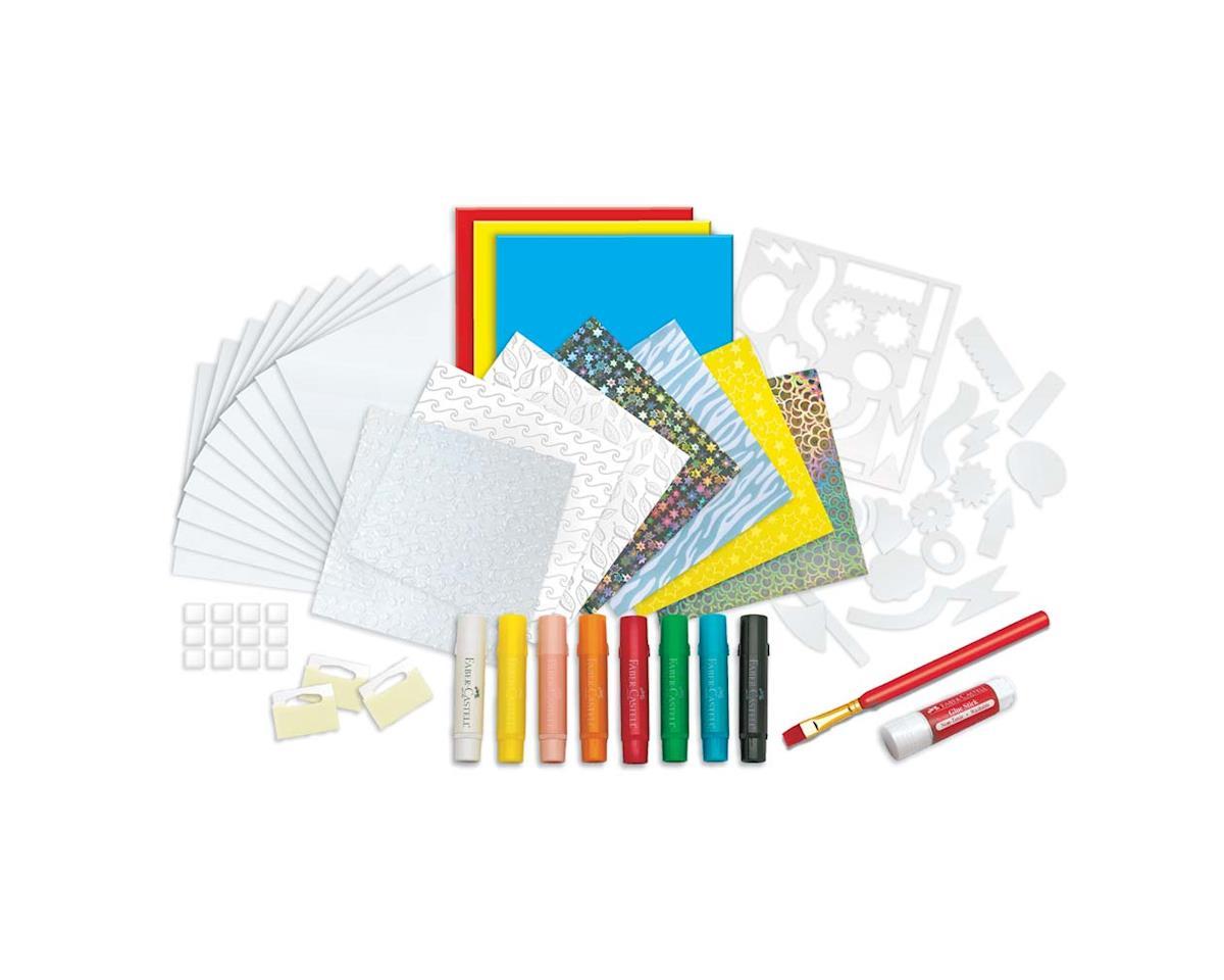 FC14554 Do Art Gel Stick/Texture Art by Faber-Castell