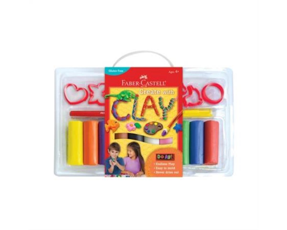 Faber-Castell Faber Castell 14591 Do Art Create with Clay