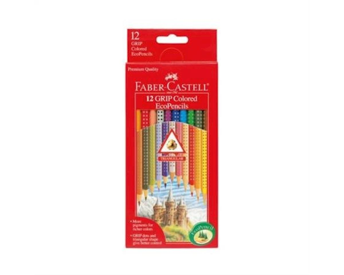 Faber-Castell GRIP Colored EcoPencils - 12ct.