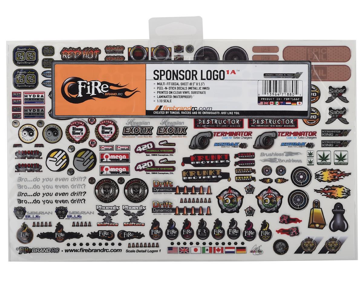 "Firebrand RC Sponsor Logos 1A (6x10"")"