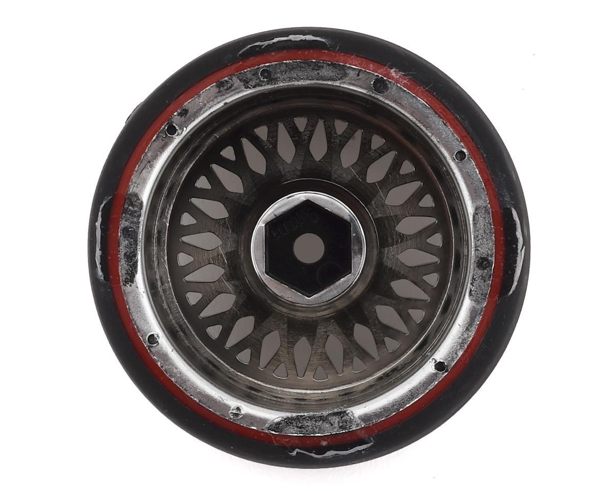 Firebrand RC Crownjewel D239 Pre-Mounted 2-Piece Slick Drift Tires (4) (Chrome)