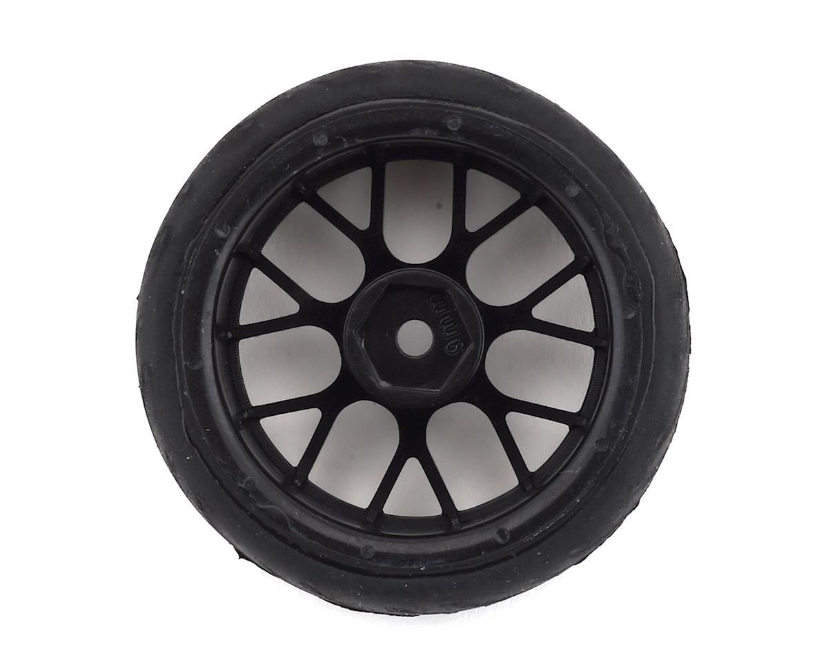 Firebrand RC Hypernova RT9 Pre-Mounted On-Road Tires (4) (Gun Metal)