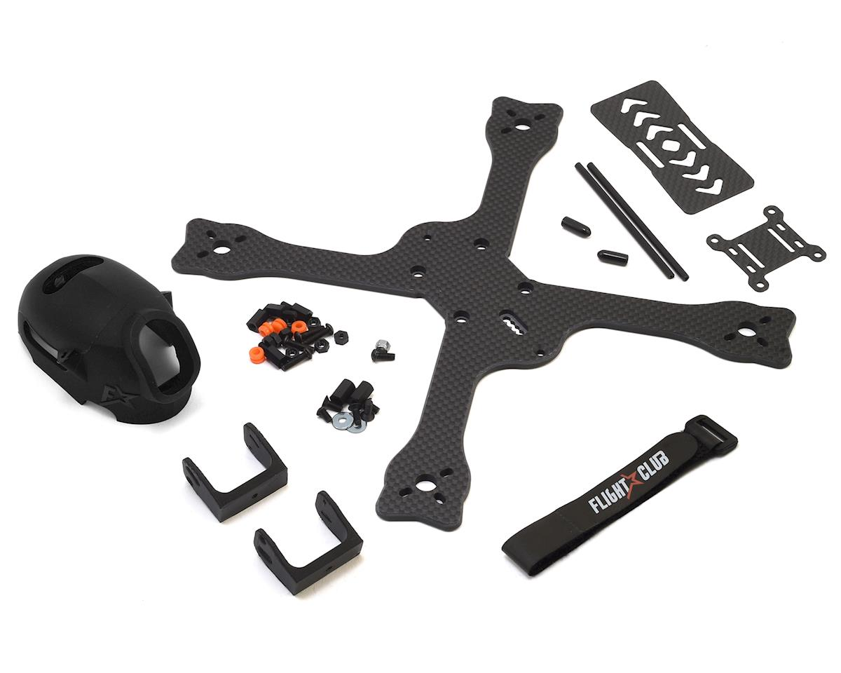 Flight Club Tokio X Drone Frame Kit (Black)