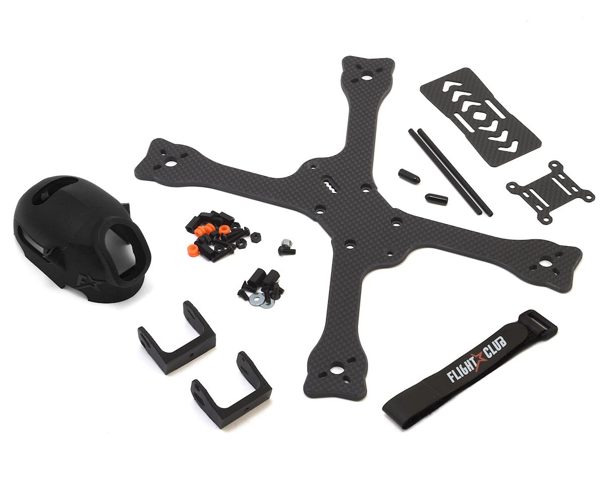 "Flight Club Tokio SX ""Stretch"" Drone Frame Kit (Black)"