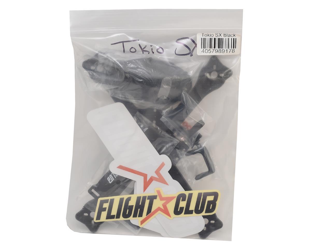 "Flight Club Tokio SX ""Stretch"" Drone Frame Kit (Black)"