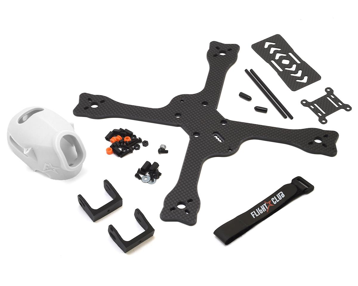 Flight Club Tokio X Drone Frame Kit (Clear)