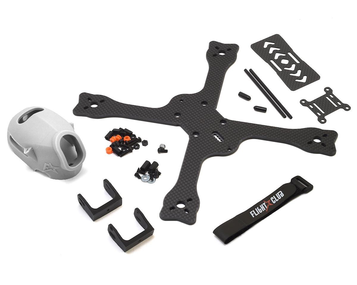Flight Club Tokio X Drone Frame Kit (White) [FCB-4059200618]   FPV ...
