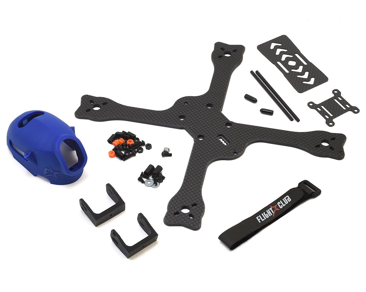 Flight Club Tokio X Drone Frame Kit (Blue)