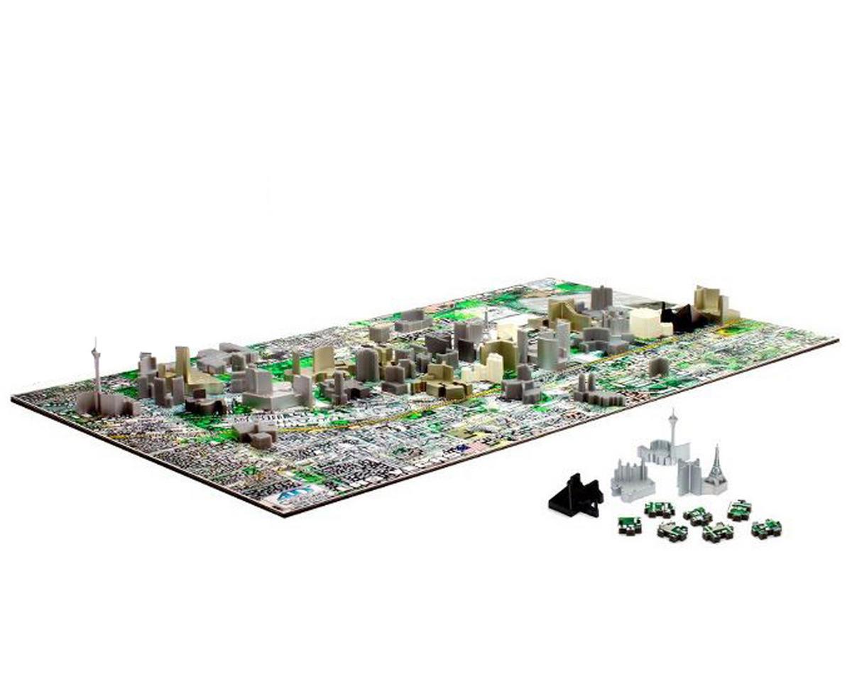 4D Cityscape national Las Vegas 4D Cityscape Timeline Puzzle (930+ Piece)