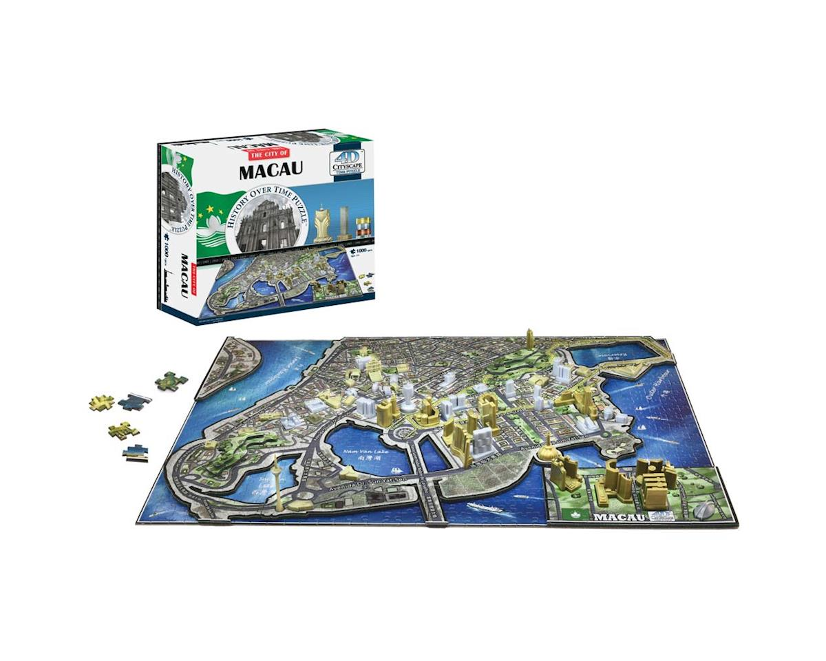 40054 Macau China 1000+pcs by 4D Cityscape