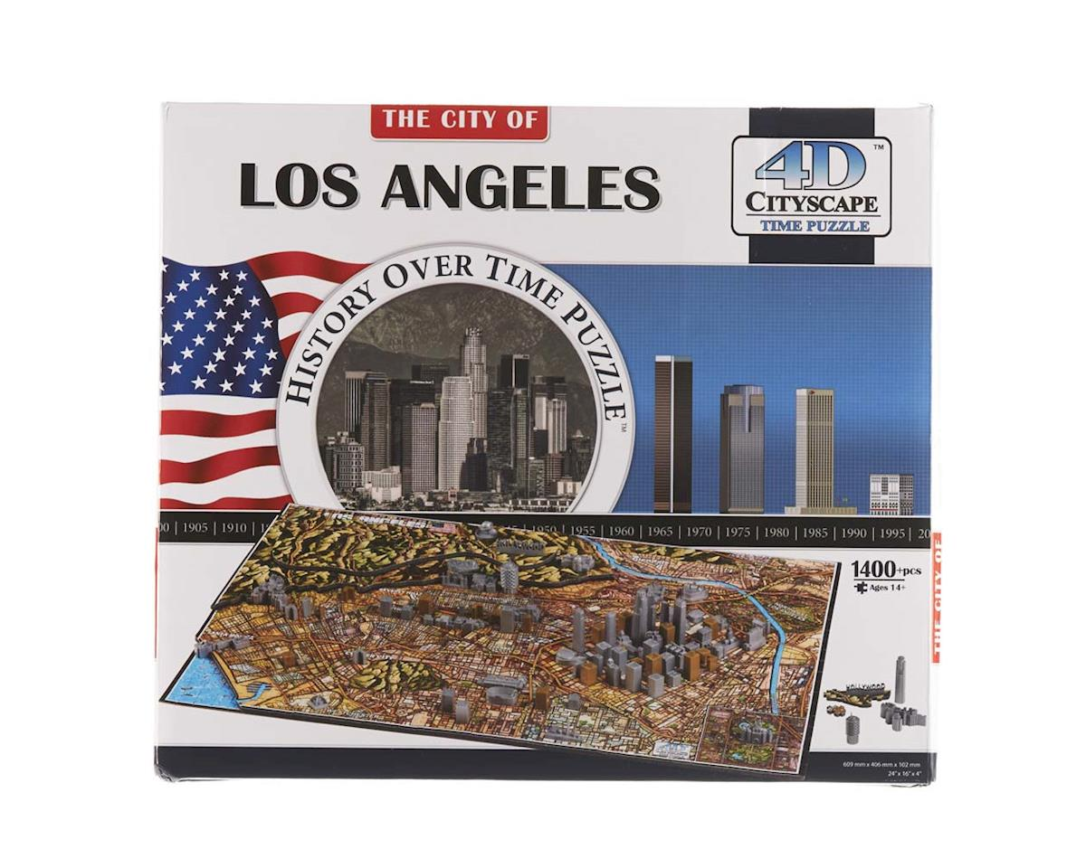 4D Cityscape Los Angeles 1400+pcs