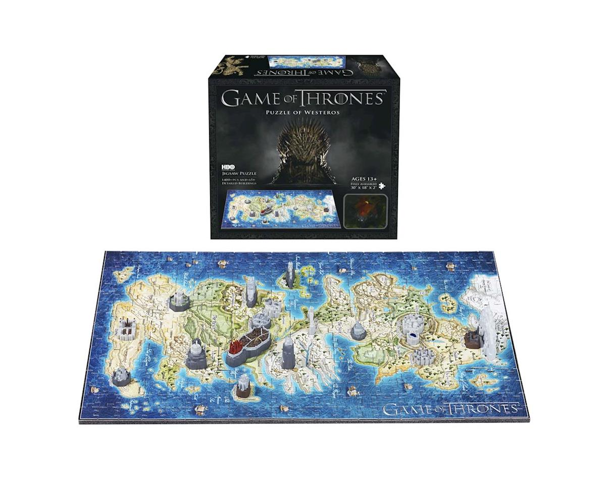 51001 4D Mini Game of Thrones: Westeros