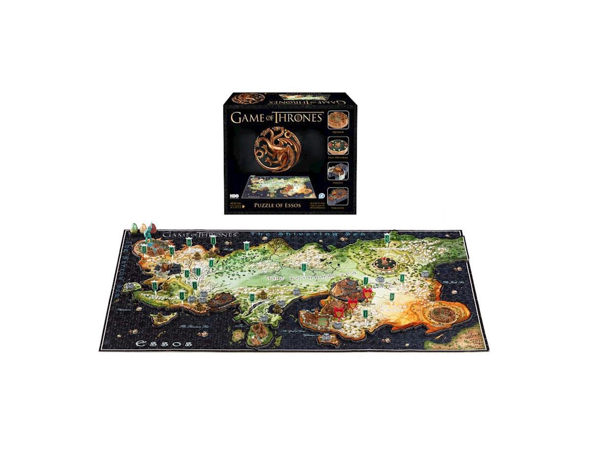 4D Cityscape 4D Game of Thrones Esso 1400+pcs