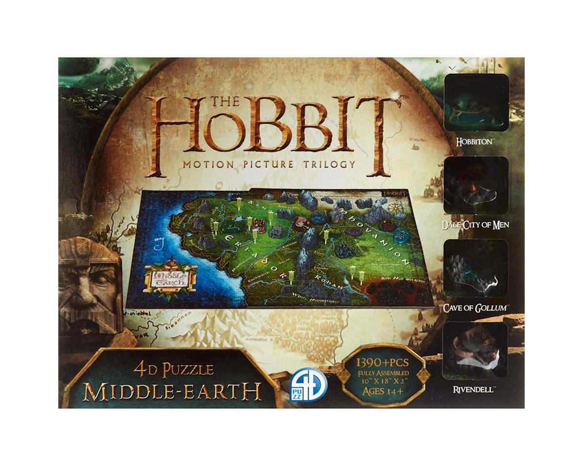 51100 4D Hobbit Middle Earth