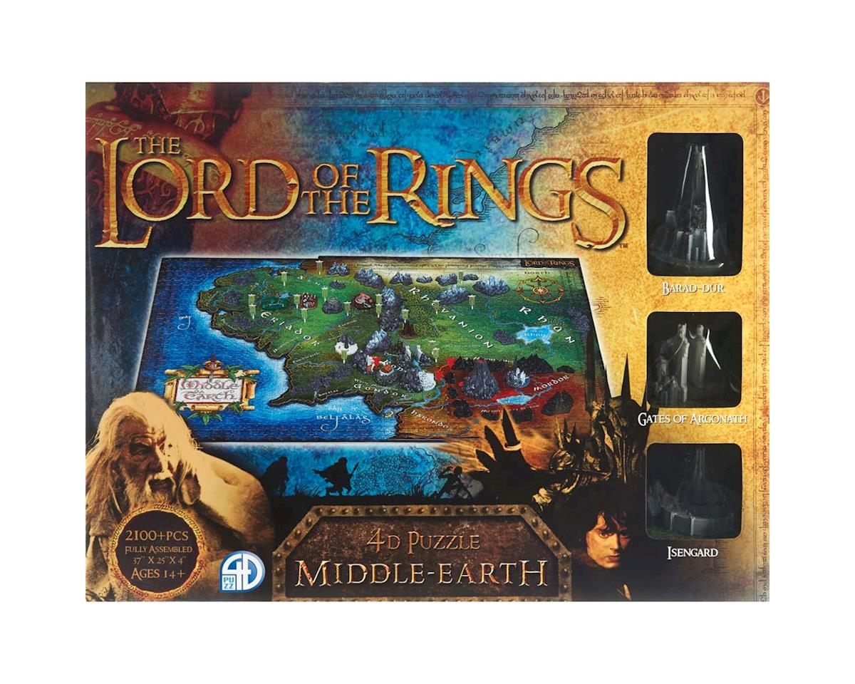 51102 4D Lord of the Ring Middle Earth