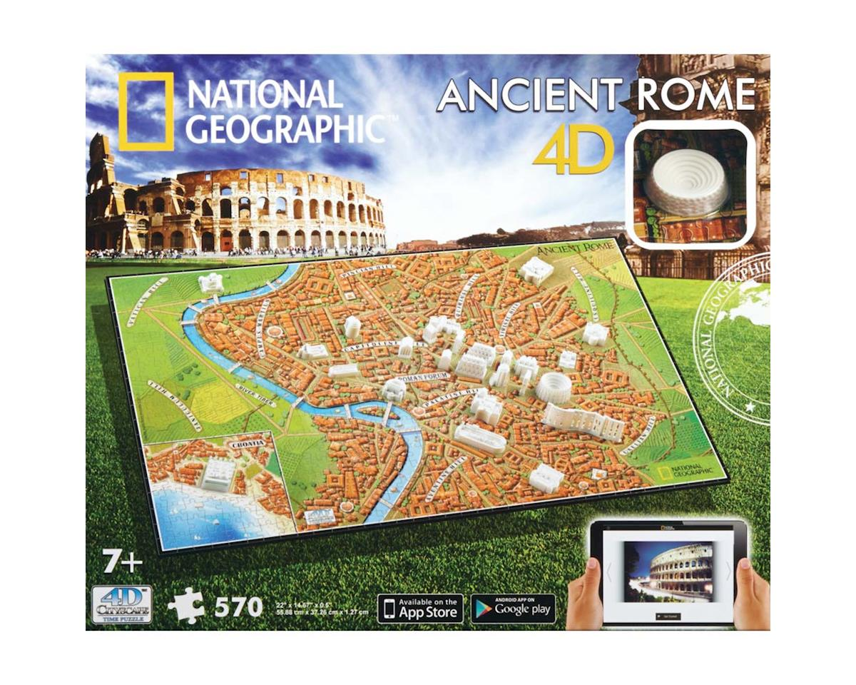 4D Cityscape 61004 NG Ancient Rome 600+pcs