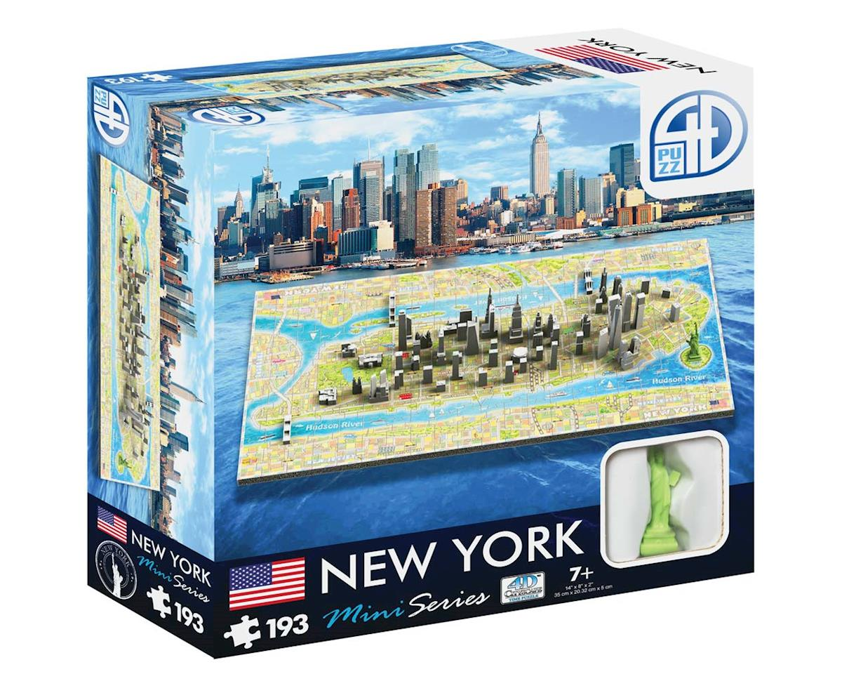 70000 4D Mini New York 193pcs
