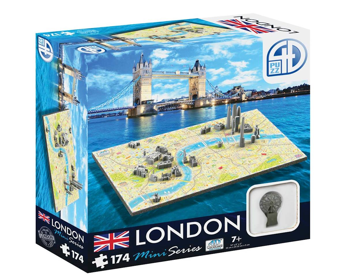 70002 4D Mini London 174pcs