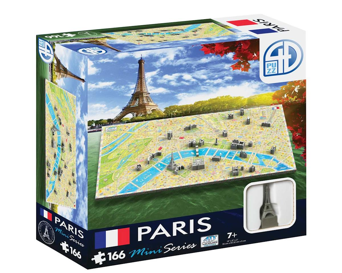 70004 4D Mini Paris 166pcs