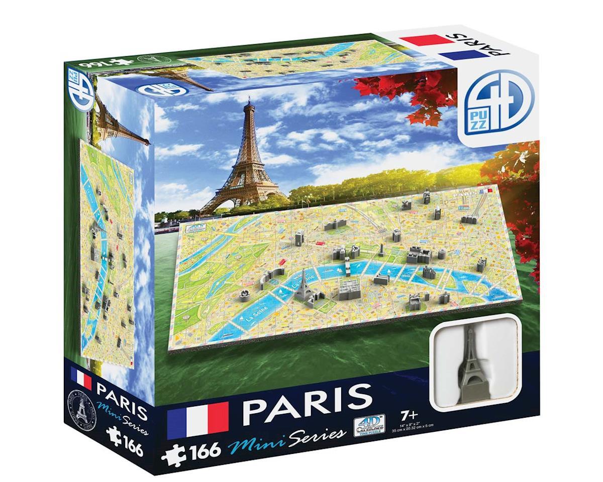 4D Cityscape 70004 4D Mini Paris 166pcs