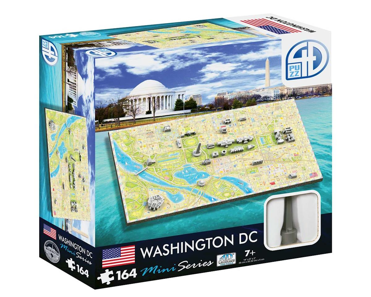 4D Cityscape 4D Mini Washington DC 164pcs
