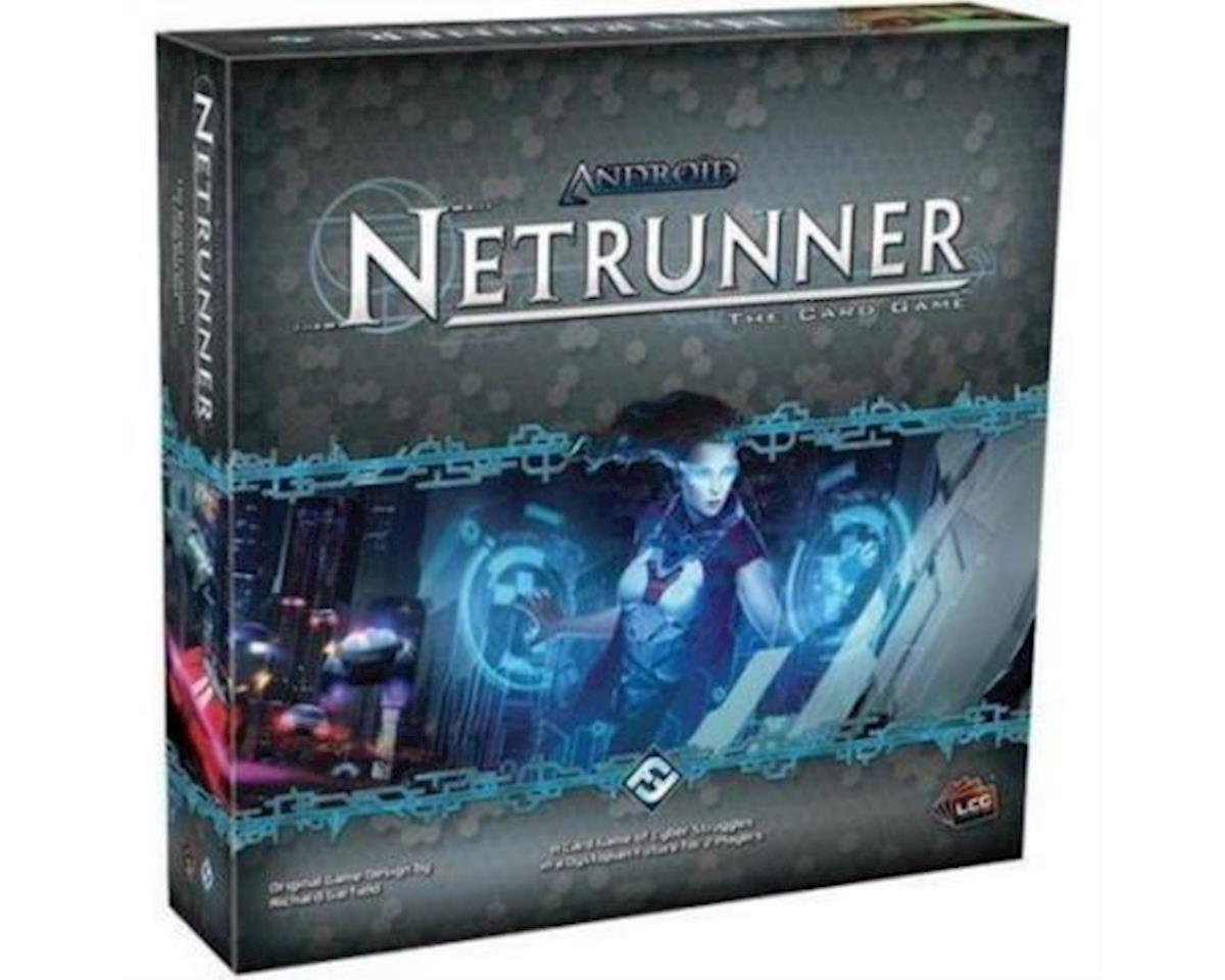 Android Netrunner Lcg 8/12